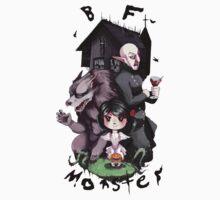 BF Monster Kids Tee