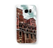 Empty windows to the past Samsung Galaxy Case/Skin