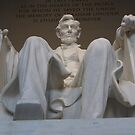 Lincoln Memorial by Lauren O
