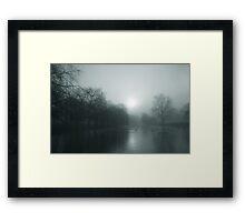Peace haven Framed Print