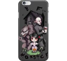 BF Monster iPhone Case/Skin