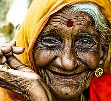 Grandma by niklens