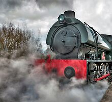 Sapper Departs Lydney Junction by © Steve H Clark Photography