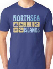 NORTH SEA ISLAND Unisex T-Shirt