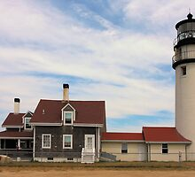 Highland Light by Ron LaFond