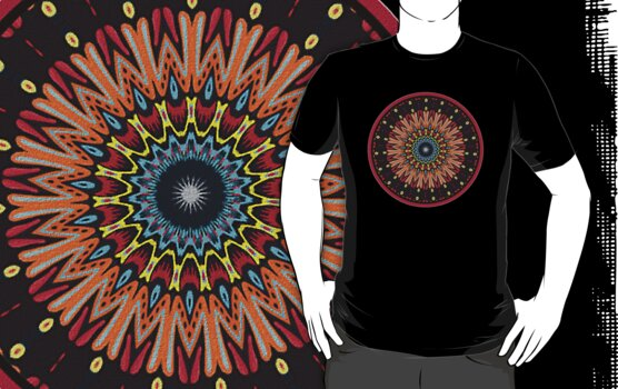 The Third Eye - Tshirt by owlspook