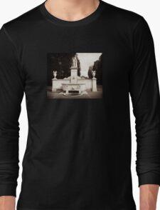 sans souci grecian garden scene Long Sleeve T-Shirt
