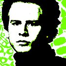ART GARFUNKEL-GREEN by OTIS PORRITT