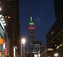 Manhattan by Jim Sugrue