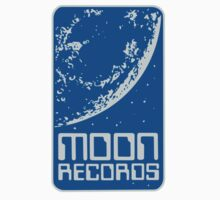 Moon Records Sticker by Jenn Kellar