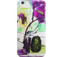 Cimetière des Chiens Playground 1 Purple iPhone Case/Skin