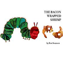 The Bacon Wrapped Shrimp Photographic Print