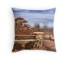 Raffaldini Winery, Rhonda , NC Throw Pillow