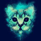 Cosmic Cat by Lou Patrick Mackay