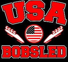 USA BOBSLED by fancytees