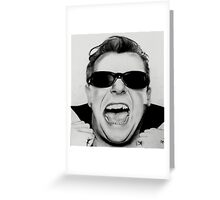 Ricky Gervais Greeting Card
