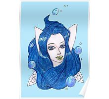 Water-talent Fairy Poster
