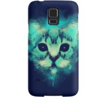 Cosmic Cat Samsung Galaxy Case/Skin