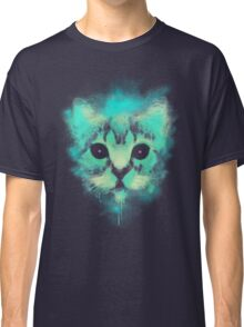 Cosmic Cat Classic T-Shirt