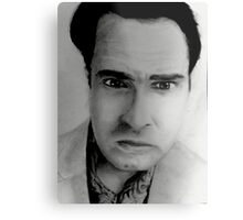 Jimmy Carr Metal Print