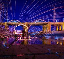 Under the Bridge, We Spin by itsteeef
