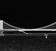 Golden Gate Bridge by savapavo
