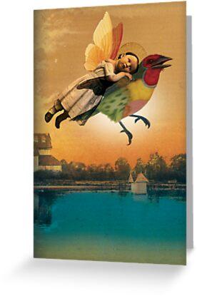 lovebird by Catrin Welz-Stein