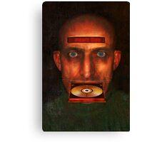 MAN Machine Canvas Print