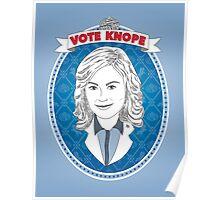 Vote Knope Poster
