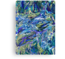 Phosphorescence Canvas Print