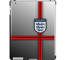 England Football / Soccer iPad Case/Skin