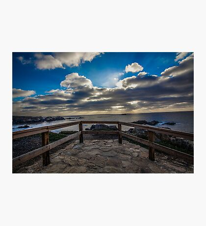 A Bridge to Nowhere, or Everywhere Photographic Print