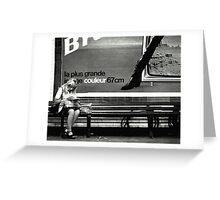 Eleanor Rigby Greeting Card