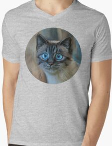 Looking for Love Mens V-Neck T-Shirt