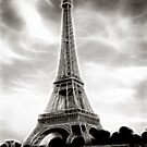 Eiffel Tower #1 by George Kypreos
