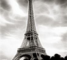 Eiffel Tower #1 by George Kypreos