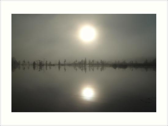 Sun Above, Sun Below by May Lattanzio