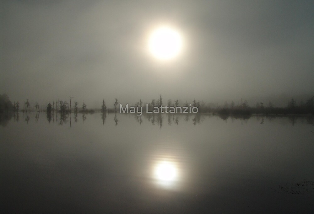Sun Above, Sun Below by May Lattanzio