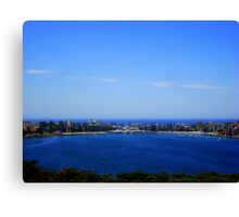 Manly, Sydney, Australia  Canvas Print