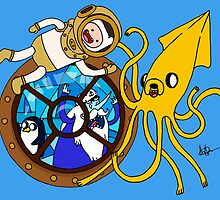 Ice Nemo !!! by AdrianFilmore