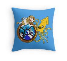 Ice Nemo !!! Throw Pillow