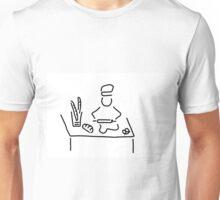 bakers bread bake Unisex T-Shirt