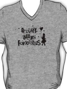 gravity plays favorites T-Shirt