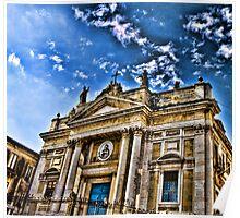 Chiesa di San Biagio, Catania Poster