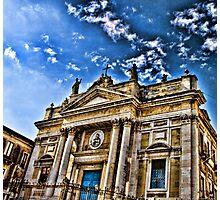 Chiesa di San Biagio, Catania Photographic Print