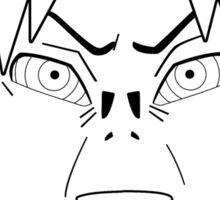 Naruto - Pain Chibi Funny Face Sticker