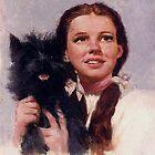 Dorothy & Toto by Josef Rubinstein