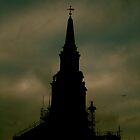 Church Skies by Elliott Walker