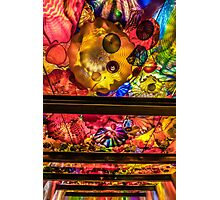 Chihuly's Blown Glass (Part II) Photographic Print