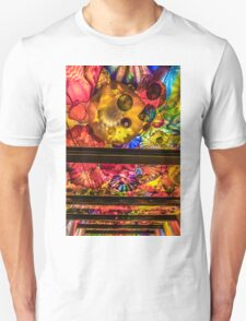Chihuly's Blown Glass (Part II) Unisex T-Shirt